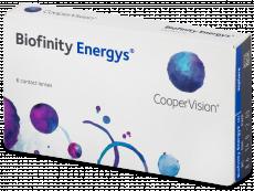 Biofinity Energys (6 läätse)