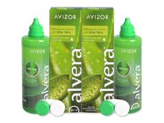 Alvera läätsevedelik 2x 350 ml