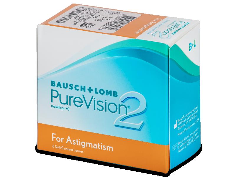 PureVision 2 for Astigmatism (6läätse)