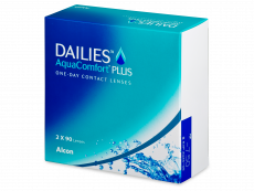 Dailies AquaComfort Plus (180läätse)