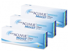 1 Day Acuvue Moist for Astigmatism (90 läätse)