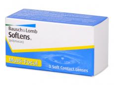 SofLens Multi-Focal (3läätse)
