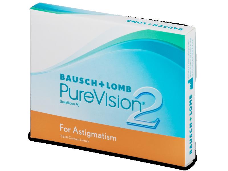 PureVision 2 for Astigmatism (3 läätse)