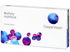 Biofinity Multifocal (6 läätse)