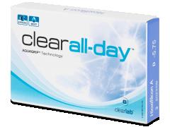 Clear All-Day (6läätse)