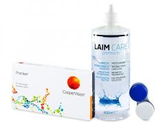 Proclear Compatibles Sphere (6läätse) +Laim-Care400ml