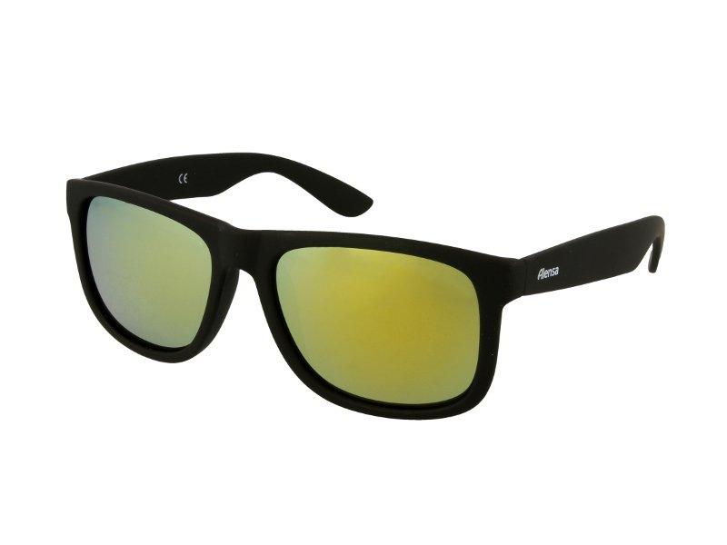 Päikeseprillid Alensa Sport must-kuldsed