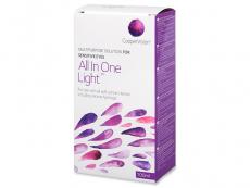 All In One Light Läätsevedelik 100 ml