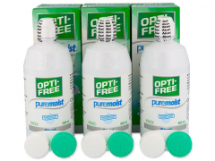 OPTI-FREE PureMoist Läätsevedelik 3 x 300ml