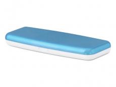 Konteiner ühepäevaste läätsede hoidmiseks - sinine