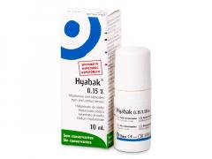 Hyabak silmatilgad 10 ml