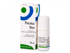 Thealoz Duo silmatilgad 10 ml