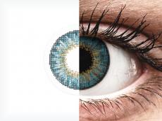 Air Optix Colors - Blue - Korrigeerivad (2läätse)