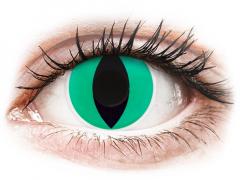 ColourVUE Crazy Lens - Anaconda - 0-tugevusega (2 läätse)