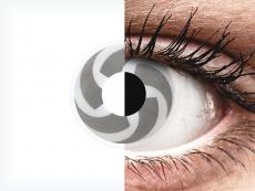 ColourVUE Crazy Lens - Blade - 0-tugevusega (2 läätse)
