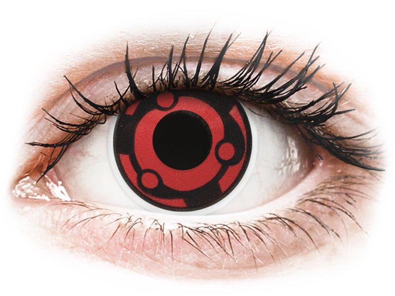 ColourVUE Crazy Lens - Madara - 0-tugevusega (2 läätse)