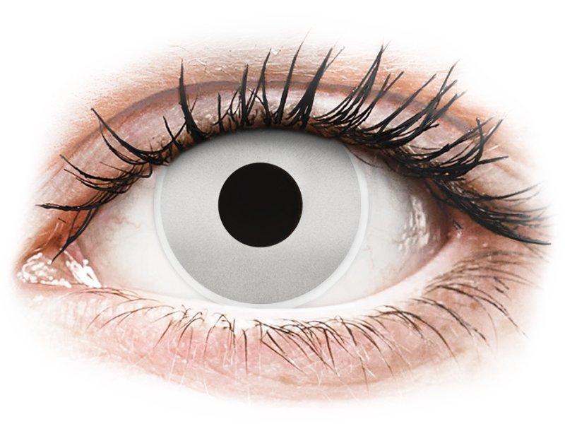 ColourVUE Crazy Lens - Mirror - 0-tugevusega (2 läätse)
