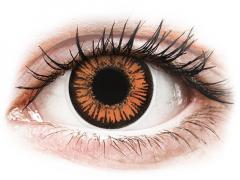 ColourVUE Crazy Lens - Twilight - 0-tugevusega (2 läätse)