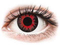 ColourVUE Crazy Lens - Volturi - 0-tugevusega (2 läätse)