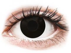 ColourVUE Crazy Lens - BlackOut - Korrigeerivad (2 läätse)