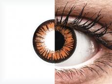 ColourVUE Crazy Lens - Twilight - Korrigeerivad (2 läätse)