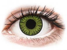 TopVue Color daily - Fresh green - Korrigeerivad (10läätse)