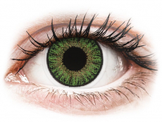 TopVue Color daily - Green - Korrigeerivad (10läätse)