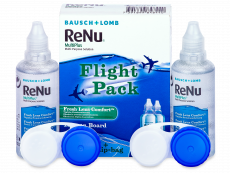ReNu Multiplus flight pack läätsevedelikud 2 x 60 ml