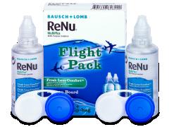 ReNu Multiplus flight pack läätsevedelikud 2 x 60 ml
