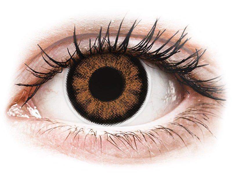 ColourVUE BigEyes Sexy Brown - Korrigeerivad (2läätse)