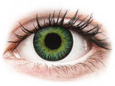 ColourVUE Fusion Green Yellow - Korrigeerivad (2läätse)