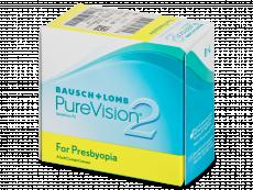 Purevision 2 for Presbyopia (6 läätse)