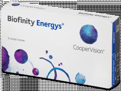 Biofinity Energys (3 läätse)