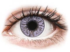 FreshLook Colors Violet - 0-tugevusega (2 läätse)