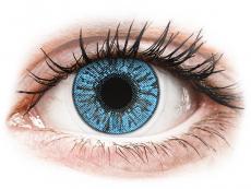 FreshLook Colors Sapphire Blue - 0-tugevusega (2 läätse)