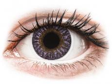 TopVue Color - Violet - Korrigeerivad (2läätse)