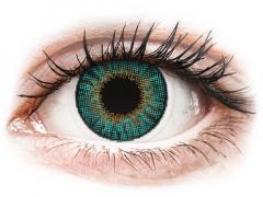 Air Optix Colors - Turquoise - Korrigeerivad (2läätse)
