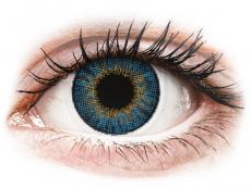 Air Optix Colors - True Sapphire - 0-tugevusega (2 läätse)