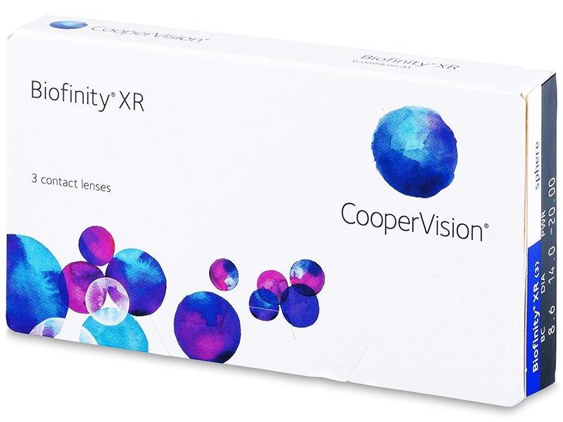 Biofinity XR (3läätse)