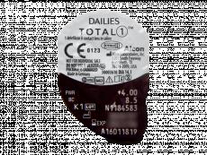 Dailies TOTAL1 (90läätse)