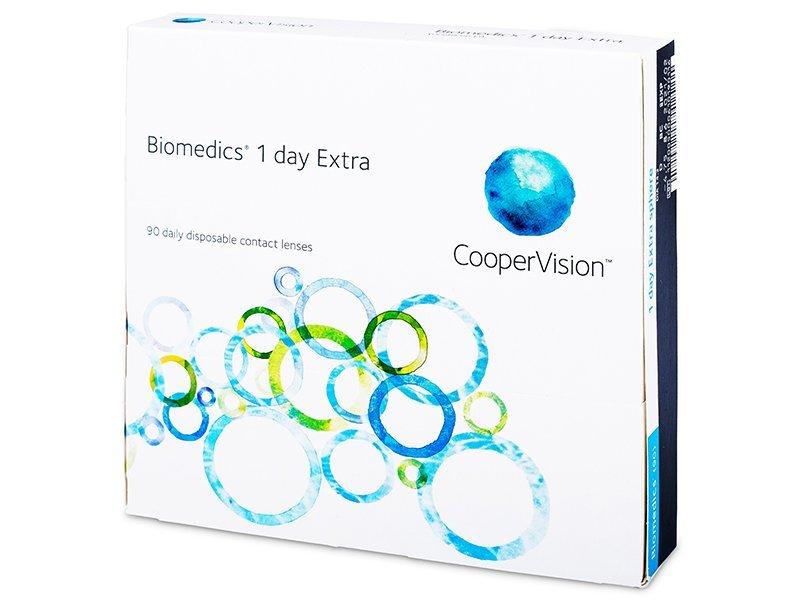Biomedics 1 Day Extra (90läätse)