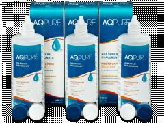 AQ Pure Läätsevedelik 3 x 360ml