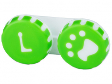 Läätsekonteiner Käpp - roheline