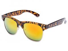 Päikeseprillid TigerStyle kollaste klaasidega