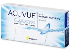 Acuvue Oasys (12läätse)