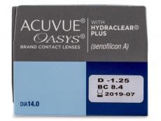 Acuvue Oasys (24läätse)