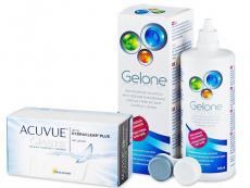 Acuvue Oasys (24 läätse) + Gelone 360 ml