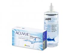 Acuvue Oasys for Astigmatism (12 läätse) + Laim-Care 400 ml