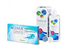 Acuvue Oasys for Presbyopia (6 läätse) + Gelone 360 ml