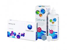 Biofinity XR (3 läätse) + Gelone 360 ml